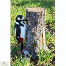 Woodpecker Garden Ornament