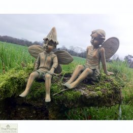 Boy Fairy Garden Ornament_1