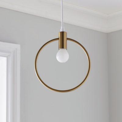 Lunar Gold Pendant Light_1