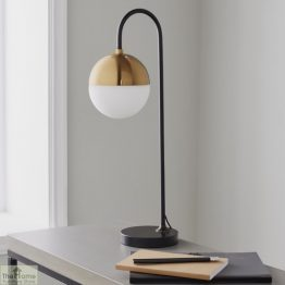 Mayfair Black Gold Table Lamp_1