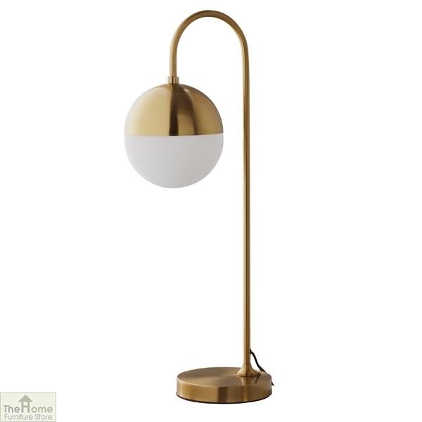 Mayfair Gold Table Lamp