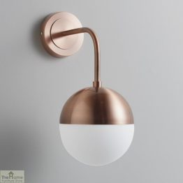 Mayfair Rose Gold Wall Lamp_1