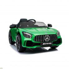 Mercedes Benz GTR 12v Ride On Car – Green