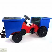 Ride On Pedal Coal Truck
