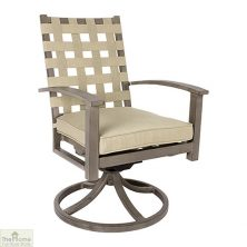 Encore Garden Swivel Armchair
