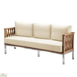 Marka Garden 3 Seater Sofa