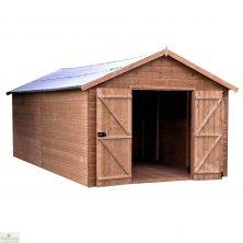 20 x 10 Apex Wooden Workshop Shed
