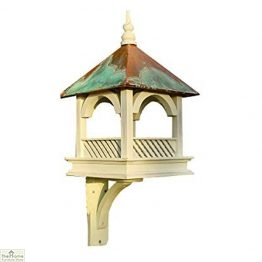 Large Wall Mounted Bird Table