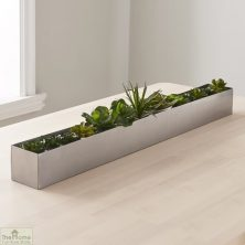 Long Centrepiece Table Plant Holder