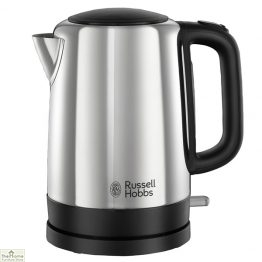 1.7L Polished Stainless Steel Kettle