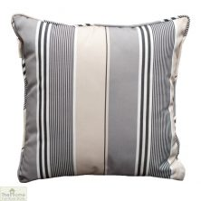 Blue Striped Scatter Cushion
