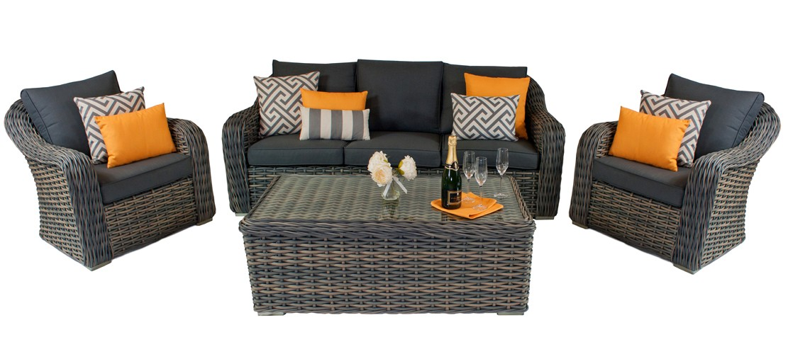 Brand New Garden Furniture – The Miami Collection