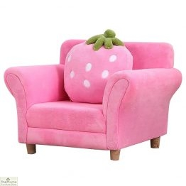 Pink Strawberry Armchair_1