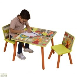 Safari Table and Chairs_1