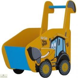 JCB Push Along Toy