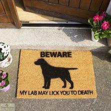 Labrador Dog Doormat