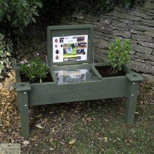 Minibeast Study Garden Seat