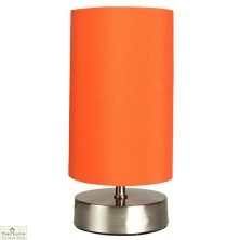 Touch Desk Table Lamp Orange