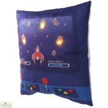 Game Over LED Cushion